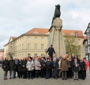 Gruppenfoto Goslar, Braunschweig, Hildesheim_1